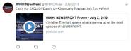 WHiH Twitter - July 2 2015