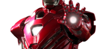 Iron Man Armor: Mark XXXIII