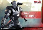 War Machine Civil War Hot Toys 5