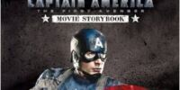 Captain America: The First Avenger: Movie Storybook