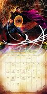 Doctor Strange Calender 3