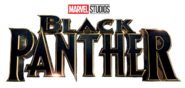 Black Panther (Updated Logo - Transparent)