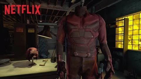 Marvel's Daredevil - Season 2 Melvin Potter's 360 Workshop Netflix