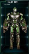 IM Armor Mark XXVI
