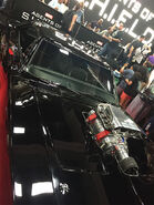 Hell Charger SDCC