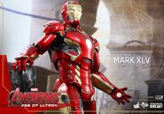 Mark XLV Hot Toy 9