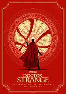 Doctor Strange Matt Ferguson poster