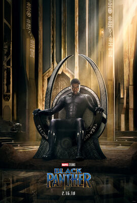 Black Panther - Official Poster 1