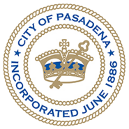 Seal of Pasadena