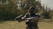 Falcon Shoots Ant-Man