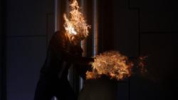 Ghost Rider kills Frederick