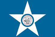 Flag of Houston