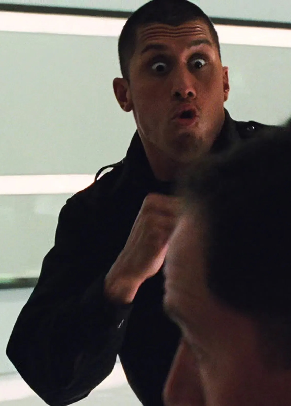 File:Security Guard Fighting Happy Hogan.jpg
