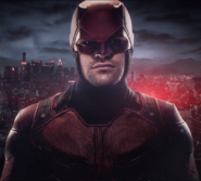 Daredevil Red Costume