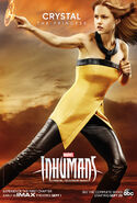 Inhumans Character Poster 02