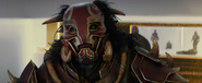 Kursed Mask - Dark Elf