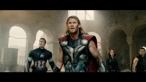 Marvel's Avengers Age of Ultron - TV Spot 2