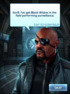Nick Fury Cap 2 game