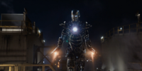 Iron Man Armor: Mark XLI/Gallery