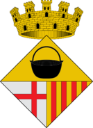 Coat of arms of Caldes de Montbui