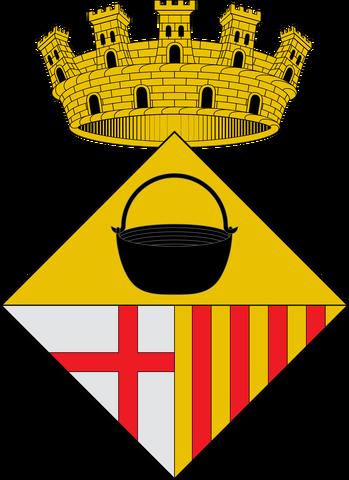 File:Coat of arms of Caldes de Montbui.png