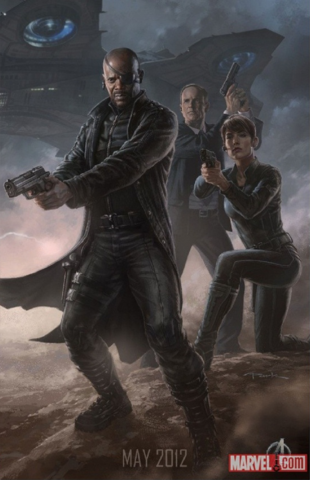 File:Avengers Poster - SHIELD.png