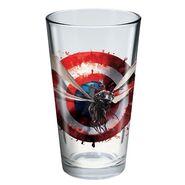Civil War Ant-Man glass