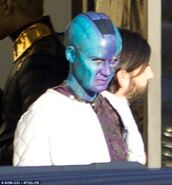Guardians of the Galaxy Vol 2 BTS 15