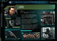 S.H.I.E.L.D. files Loki