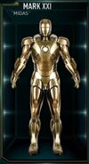 IM Armor Mark XXI