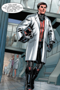 Hank Pym Ant-Man Suit