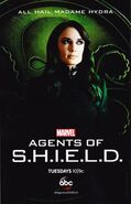Madame Hydra Poster 2