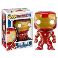 CW Funko Iron Man