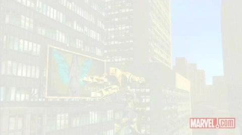 Incredible Hulk Debut Video Game Trailer