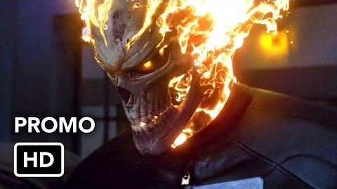 "Marvel's Agents of SHIELD 4x06 Promo ""The Good Samaritan"" (HD) Ghost Rider Origin"
