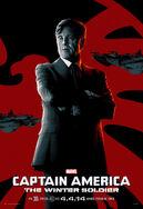 Pierce S.H.I.E.L.D. poster