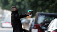Hunter Shoots Banks