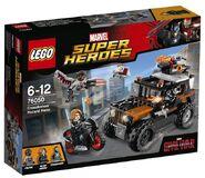 Civil War Lego 2
