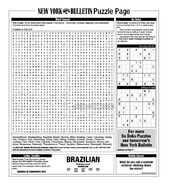 NYB Puzzle Page 1