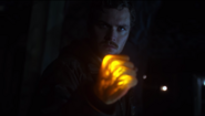 Glowing Fist