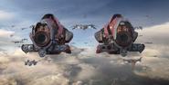 Ravagers fleet