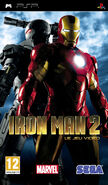 IronMan2 PSP FR cover