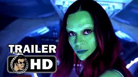 Guardians of the Galaxy Volume 2 International TRAILER 1 (2017) Chris Pratt Marvel Movie HD