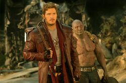 Star Lord Drax GOTG2