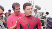 Tom Holland (Spider-Man) Behind the Scenes - The Making of CACW