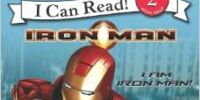 Iron Man: I Am Iron Man! (storybook)