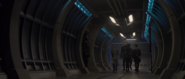 HYDRA Headquarters corridor