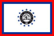 Flag of Savannah