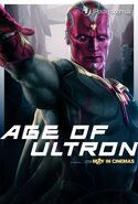 Avengers Age Of Ultron Unpublished Character Poster j JPosters
