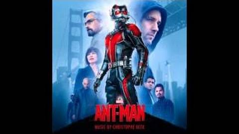 Ant Man Soundtrack I'm Ready (Commodores)